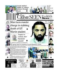 The CrimeSEEN Examiner News May 30, 2019 by CrimeSEEN Examiner - issuu