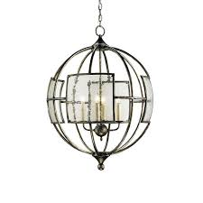 broxton orb chandelier large pendant