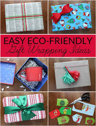 eco friendly gift wrapping ideas