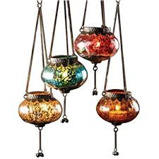 authentic moroccan hanging lanterns