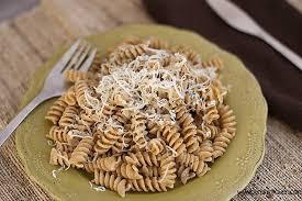barilla whole grain pasta buns in my