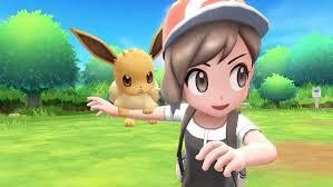 Amazon.com: Pokémon: Let's Go, Eevee! + Poké Ball Plus Pack ...