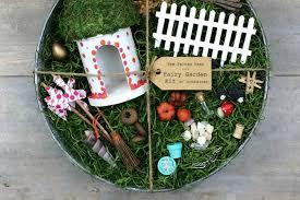 ideas for making a summer fairy garden