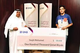 winner of its 100 000 riyal prize
