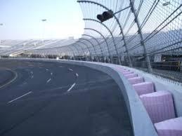 Race Track Fencing Safer Barrier Crash Spectator Smith