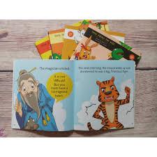 Giá bán Sách Tiếng Anh - Best fables for kids - Truyện tranh ngụ ...
