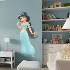Fathead Jasmine Life Size Officially Licensed Disney Removable Wall Decal Walmart Com Walmart Com