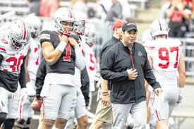 Certainty replaces uncertainty when it comes to Ohio State coach Ryan Day -  Galion Inquirer