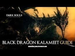 black dragon kalameet dark souls wiki