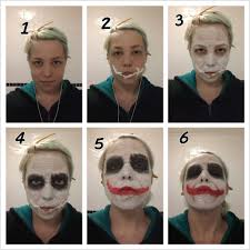 makeup joker tutorial saubhaya makeup