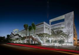 st armands parking garage wins design