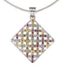 pendant necklace swarovski