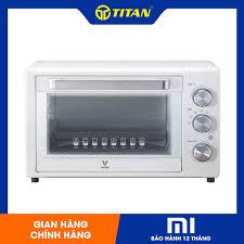 Mã ELHACOIN11 hoàn tối đa 300K xu] Lò nướng thông minh Xiaomi MIJIA  Electric Oven 32L