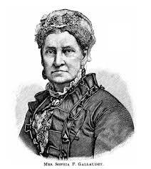 Sophia Fowler Gallaudet - Wikidata