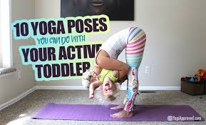 do yoga with your toddler here are 10