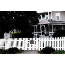 Hannibal Vinyl Picket Fence Country Estate Fence Deck And Railing Sweets