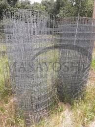 Hog Wire Fence Welded Wire Fence Home Furniture Home Tools And Accessories On Carousell