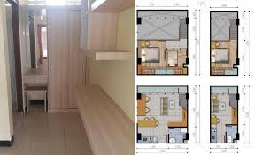 tiny studio apartment layout home ideas