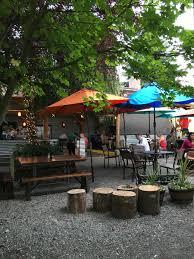 tin shed garden cafe portland food