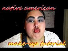 native american make up tutorial