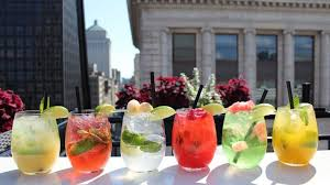 rooftop bars for summertime drinking