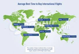 book your flight as early