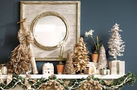 15 holiday mantels for your fireplace