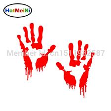 Hotmeini 15x10cm Bloody Zombie Hand Print Car Sticker Walking Dead Funny Car Truck Window Jdm Vinyl Decal 2 Black Sliver Car Sticker Stickers Walking Deadvinyl Decal Aliexpress