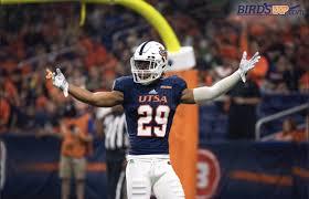Meet 2020 NFL Draft Prospect: Clayton Johnson, CB, UTSA