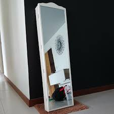 wall mount full length mirror with