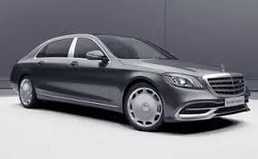 Mercedes Maybach Cars Price in India - New Car Models 2020, Images, Reviews  - carandbike