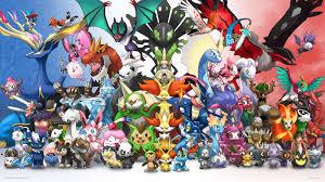 Tải 31 Hình nền Pokemon đẹp nhất Full HD