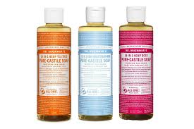 castile soap its green cleaning uses