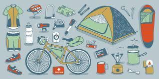 bikeng gear list what to bring