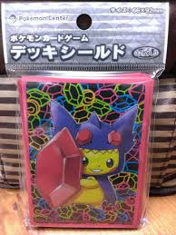 Mega Sableye Pikachu sleeves – Pokemon Collection From Japan by ...