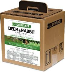 Liquid Fence Deer Rabbit Repellent Granular 40 Lb Bottle Chewy Com