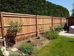 Closeboard Featheredge Fencing Surrey Garden Fencing Sussex