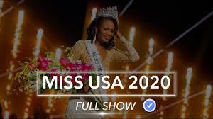 Full show - Miss USA 2020 - 100 ...