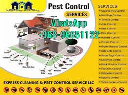 Express Cleaning & Pest Control Service LLC - Home | Facebook