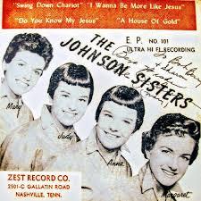 Johnson Sisters - The Johnson Sisters (1954, Vinyl) | Discogs