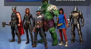 Avengers Game Reveals Retro Suits ...