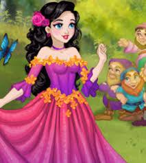 princess fairytale dress up mobile