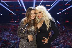 the voice revived christina aguilera s