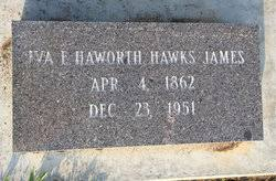Iva Elzina Haworth James (1862-1951) - Find A Grave Memorial