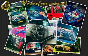 Vinyl Car Hood Wrap Full Color Graphics And 50 Similar Items