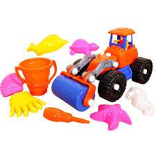 Đồ chơi xếp hình 365 xe lu lắp ráp và đồ chơi biển Vinatoy M1801-LR – Nhựa  Chợ Lớn