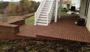 brick patios and walkways american
