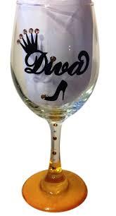 divas glassware