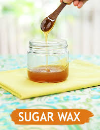 sugaring pain free sugar wax hair
