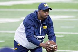 Michigan DB coach Brian Smith is departing for Rice University - Maize n  Brew